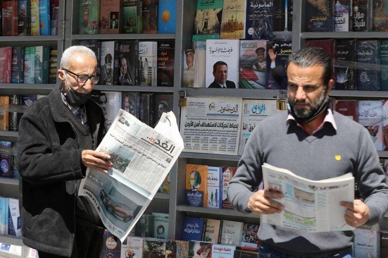 « Les évènements du week-end sont le point culminant des tensions au sein de la famille royale jordanienne »