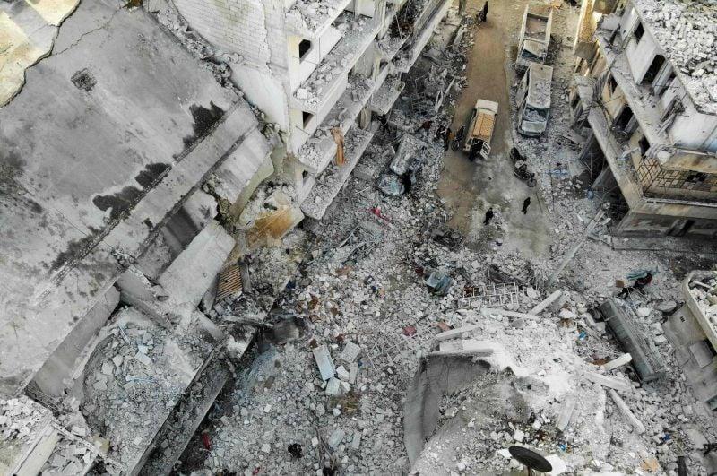 Syrie : la société civile russe vilipende la politique de Poutine