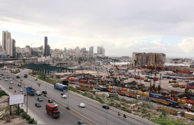 Germany is set to propose Beirut port reconstruction with 'strings attached,' sources say