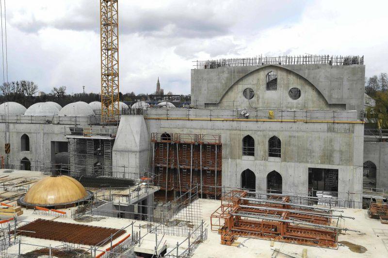 Epilogue d'une vive controverse autour de la nouvelle mosquée de Strasbourg