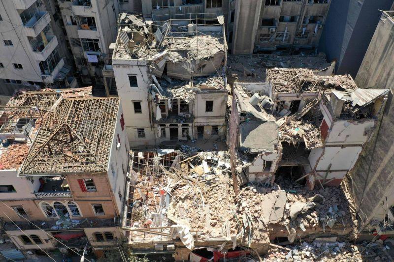Aides aux proches des victimes civilesdu 4 août : si peu, si tard...