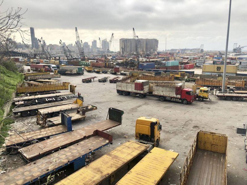CMA CGM toujours décidé à participer à la reconstruction du port de Beyrouth