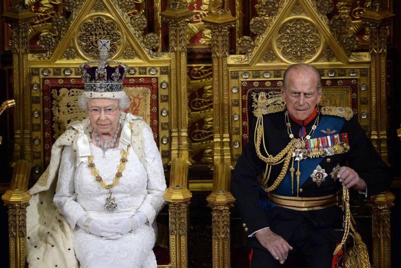 Le prince Philip, époux d'Elizabeth II au dévouement sans faille