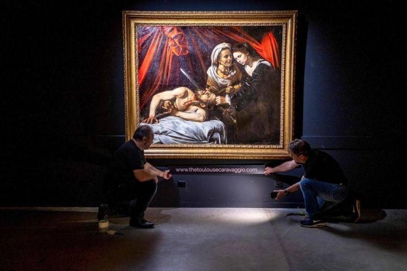 Des tableaux de maîtres tombés du ciel