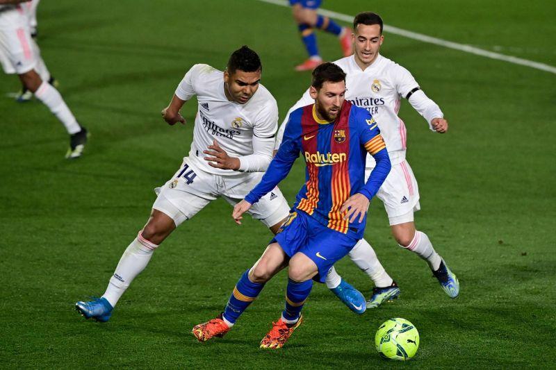 Benzema et Zidane domptent le Barça...