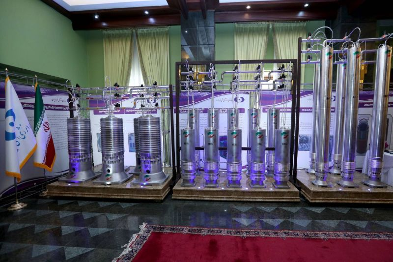 «Panne de courant» suspecte en Iran au lendemain du lancement de nouvelles cascades de centrifugeuses