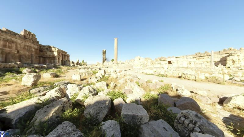 Avec «Baalbek Reborn», Héliopolis s'expose dans son apogée du IIIe siècle