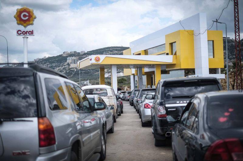 Crise du carburant: dans les méandres du marché noir au Liban-Nord