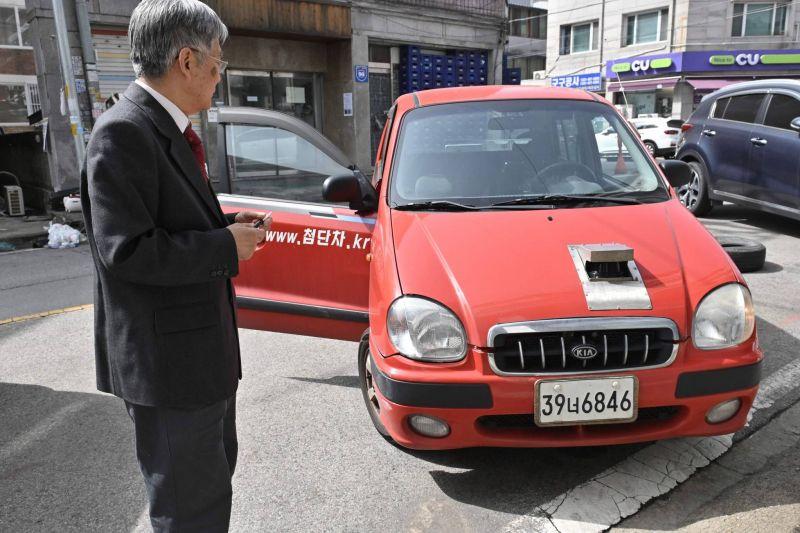 Un professeur sud-coréen pionnier des véhicules autonomes