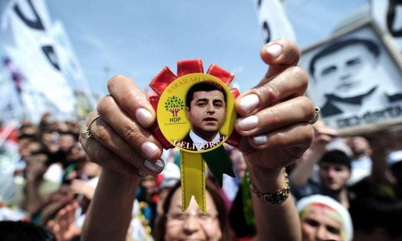 Selahattin Demirtas, le leader kurde qui fait de l'ombre à Erdogan
