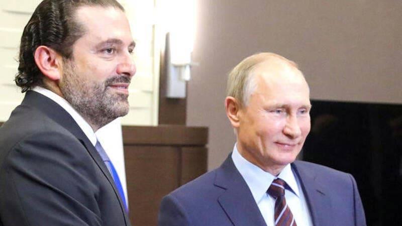 Hariri à Moscou en quête d'un appui renouvelé