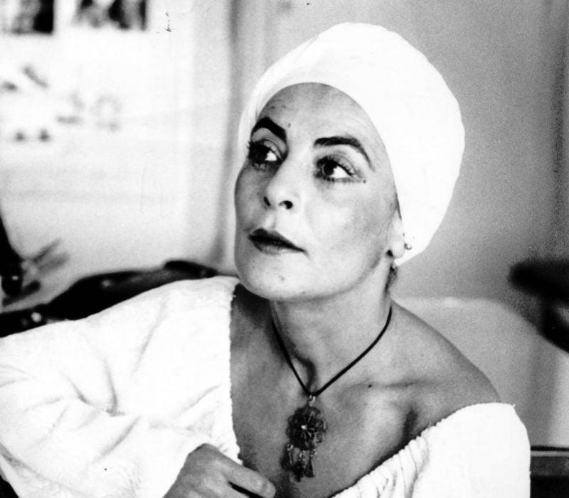 Renée Dick, une actrice modèle