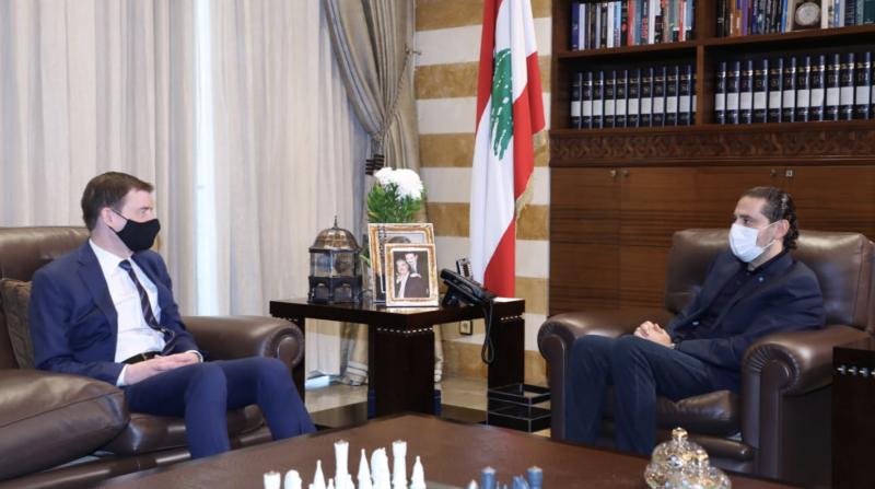 À Beyrouth, Hale à l'unisson du ras-le-bol international
