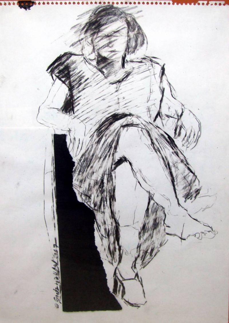 Renée Dick, jamais seule