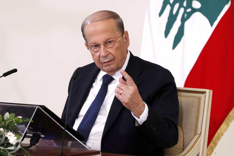 Quand Michel Aoun utilise le dossier des frontières comme une arme politique