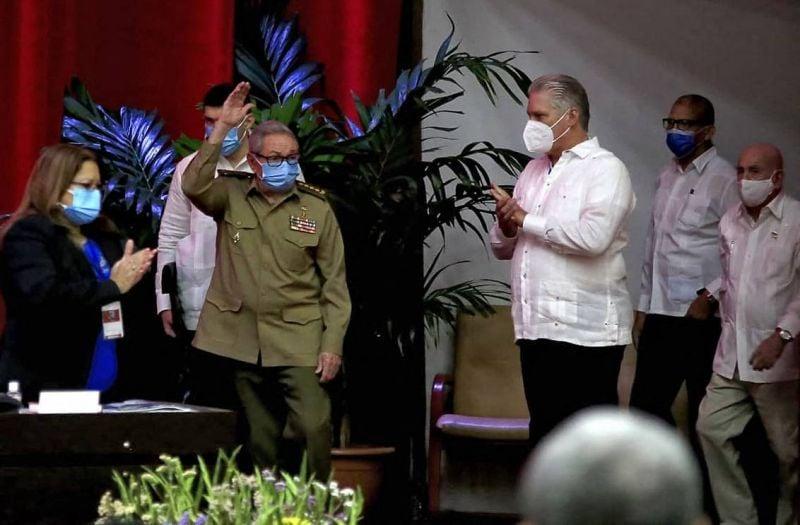 Congrès historique du Parti communiste, départ annoncé de Raul Castro