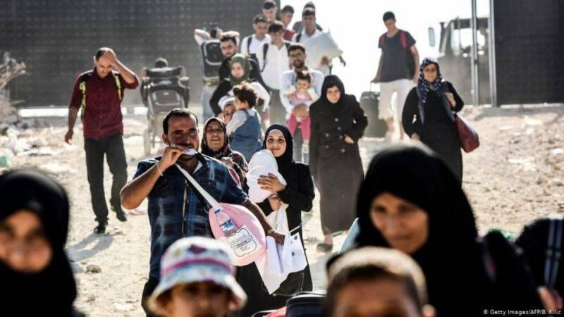 Controverse croissante sur un plan d'expulsion de Syriens de Damas