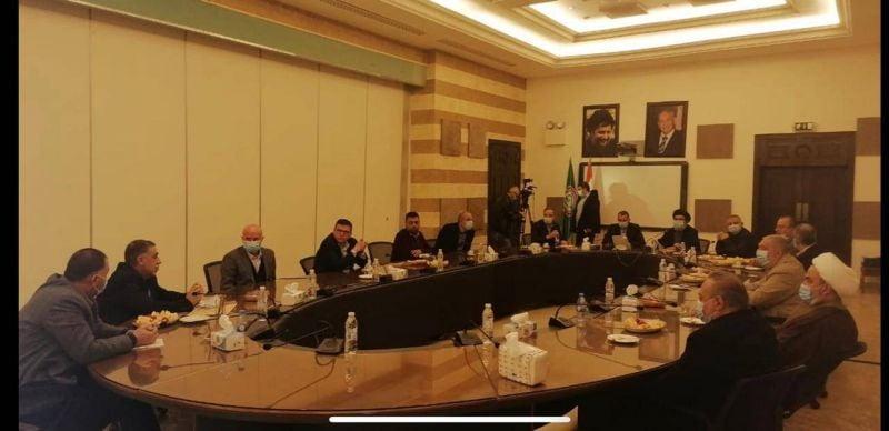 Le tandem chiite apporte son soutien à l'initiative de Berry lors d'une réunion bilatérale