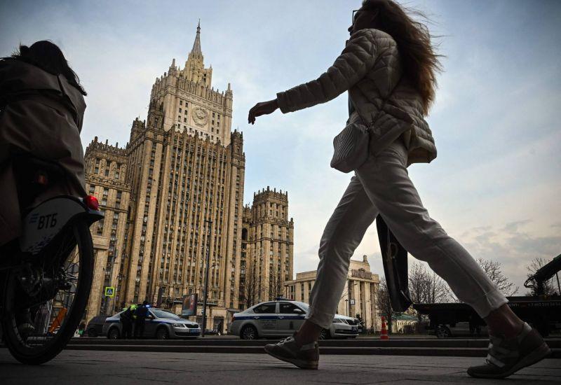 L'ambassadeur de Russie à Londres convoqué