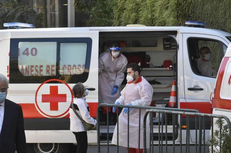 Quarante décès et 2.460 nouveaux cas de coronavirus