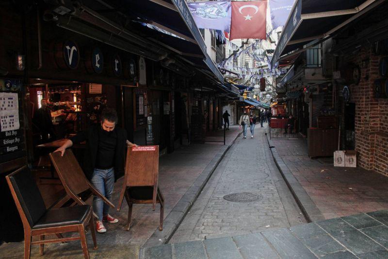 La Turquie renforce les restrictions pendant le ramadan