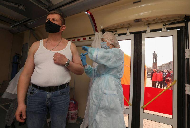 Moscou assure que le Spoutnik V n'a pas causé de thromboses