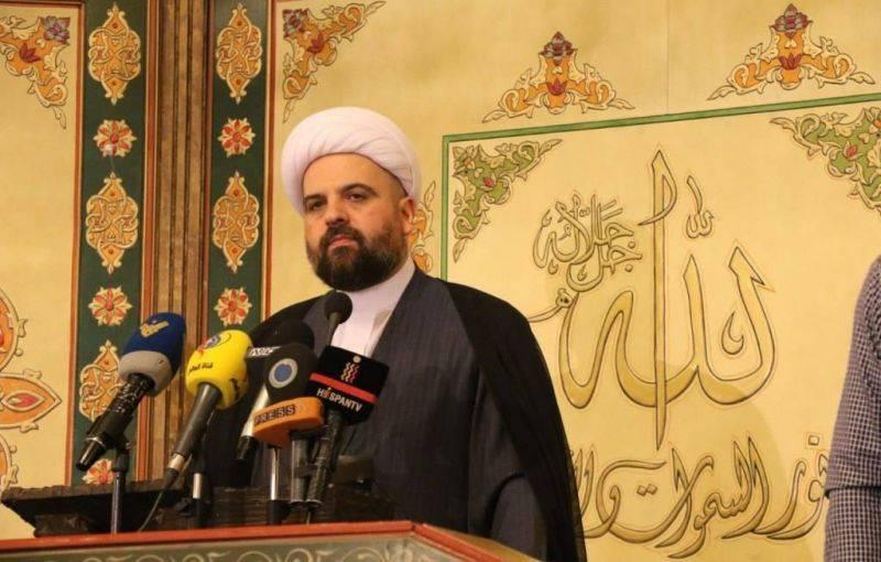 A l'occasion du ramadan, le mufti jaafarite et le cheikh akl druze fustigent les dirigeants