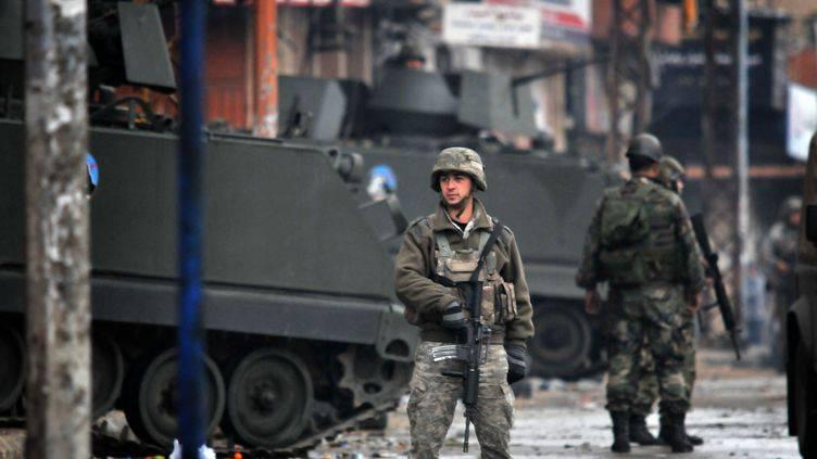 Deux suspects arrêtés par l'armée après des coups de feu à Tripoli