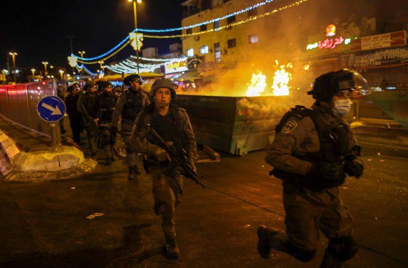 Journée calme après des heurts nocturnes à Jérusalem