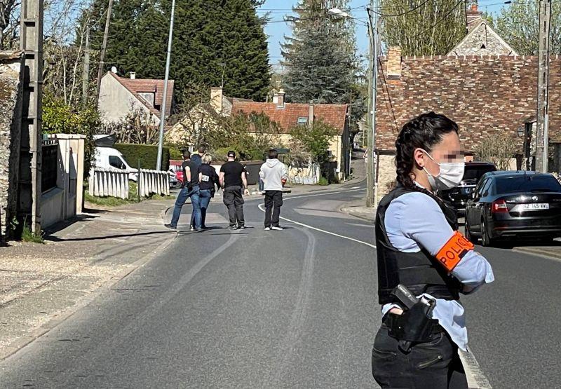 L'assaillant Jamel G., un Tunisien radicalisé pendant le confinement — Attentat à Rambouillet