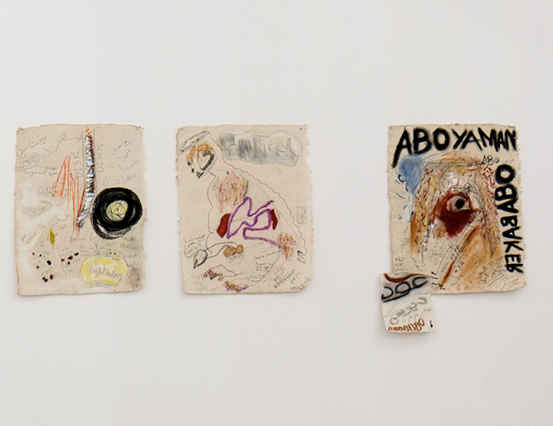 Marwan Rechmaoui, de l'art sorti des décombres...