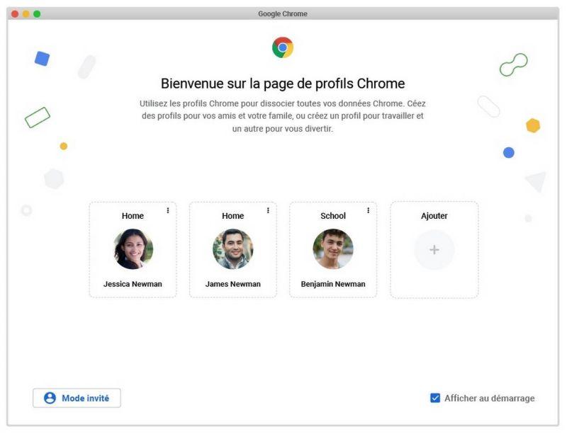 Google Chrome entend simplifier la vie des utilisateurs
