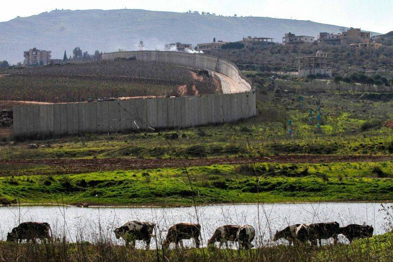 Les fermes de Chebaa, un litige libano... syrien