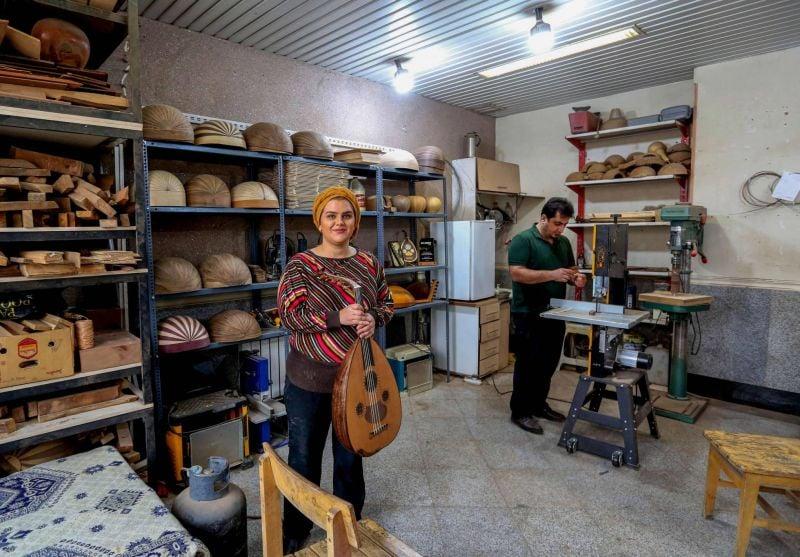 Le oud se (re)fait doucement une place dans la musique iranienne