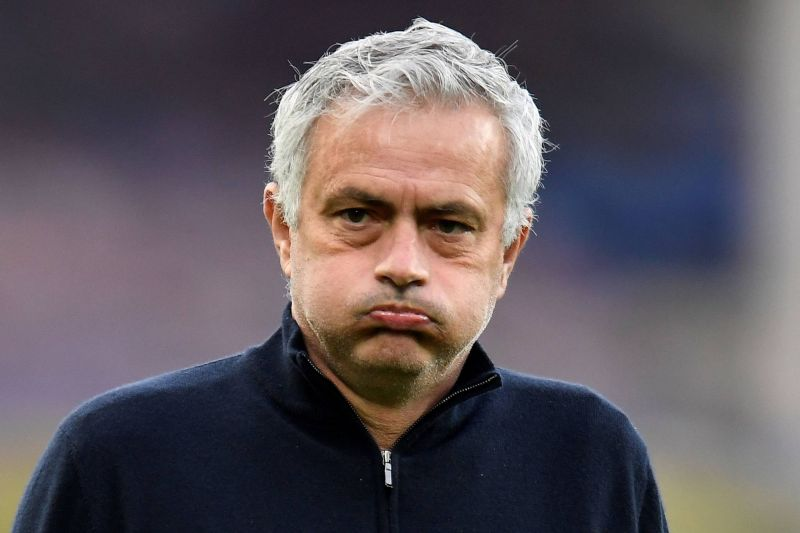 Mourinho, plus tellement «Special One»
