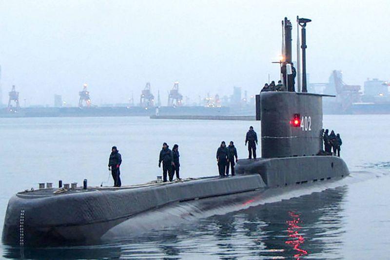 Disparition d'un sous-marin au large de Bali avec 53 hommes à bord