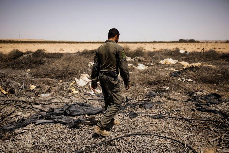 Frappes israéliennes près de Damas après un «tir de missile» sur le sud d'Israël
