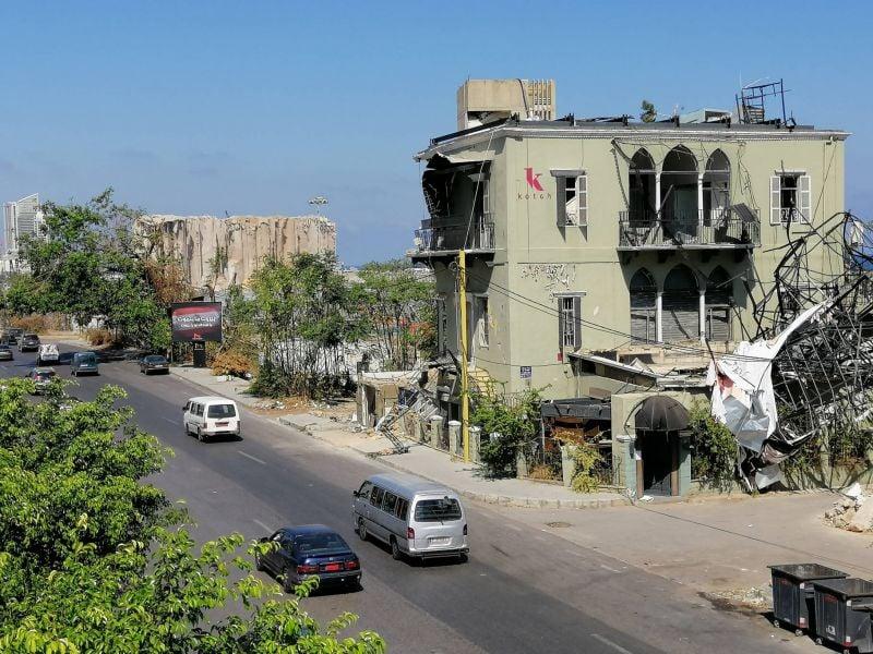 La reconstruction du port de Beyrouth doit être l'affaire de tous