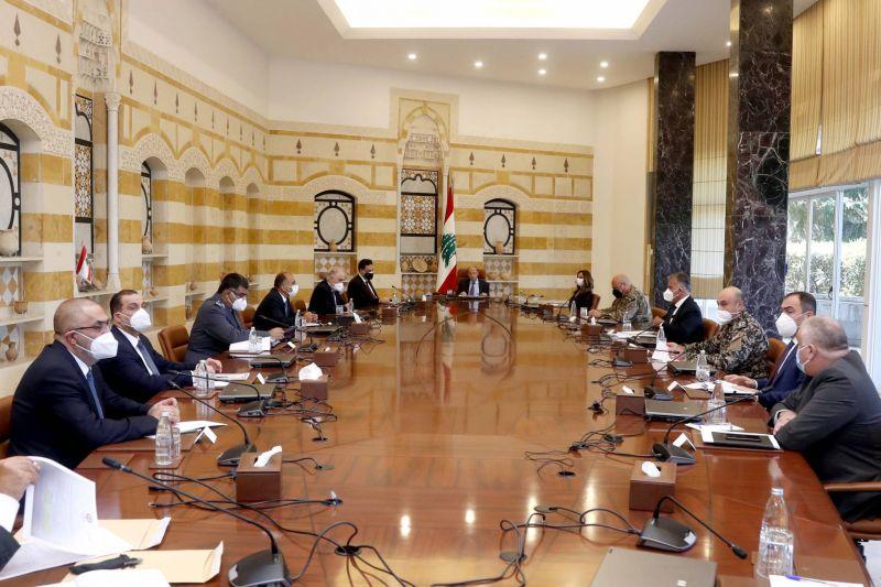 Aoun critique les FSI et leur demande de maintenir l'ordre pacifiquement