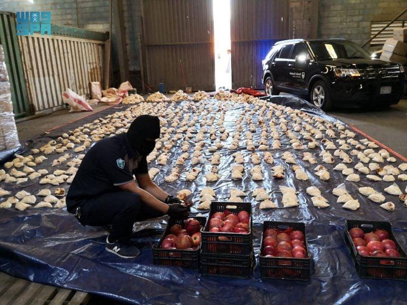 Face à une augmentation du trafic de drogue, Riyad suspend l'importation des fruits et légumes du Liban