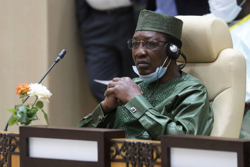 Après la mort de Déby, les rebelles promettent de marcher sur N'Djamena
