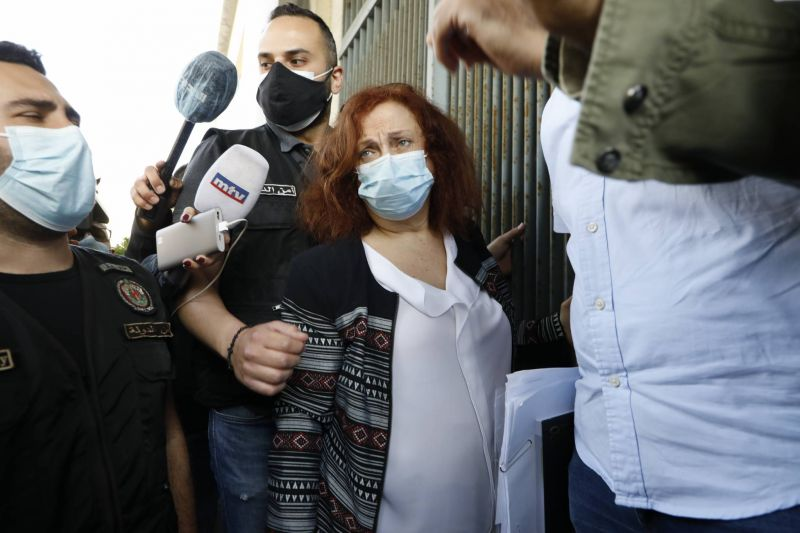 Ghada Aoun has secured servers and documents enabling her to press on with the Mecattaf probe, lawyer says