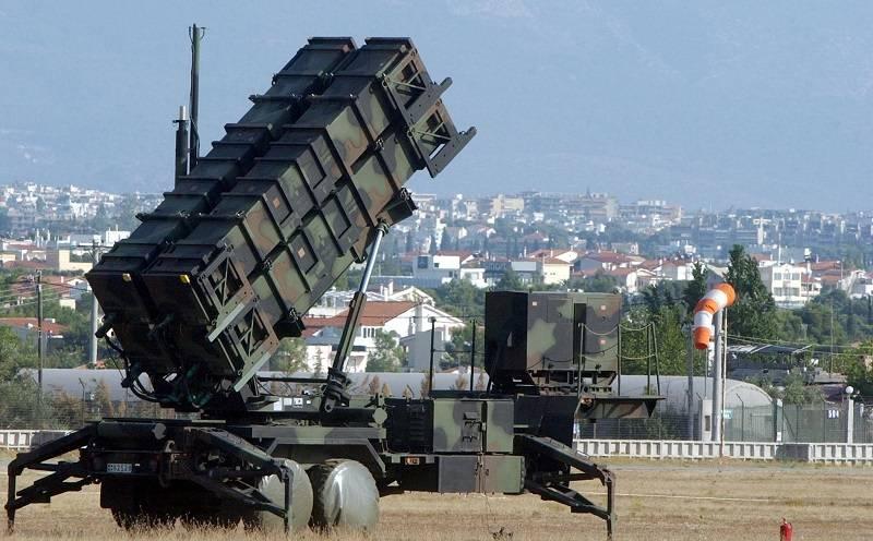 La Grèce va prêter une batterie Patriot à l'Arabie saoudite