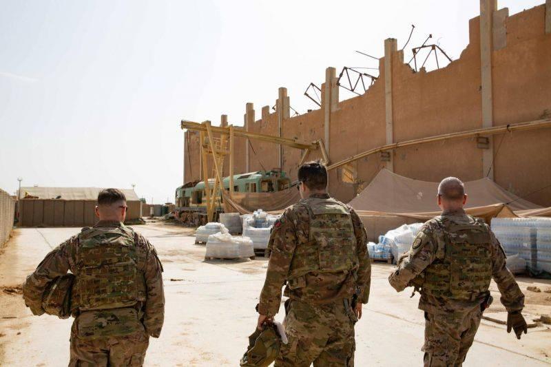 Trois roquettes visent les Américains à l'aéroport de Bagdad