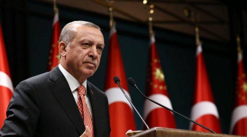Le parti d'Erdogan pour un