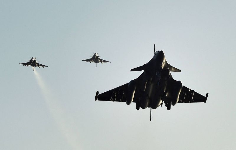 L'Egypte s'endette pour l'achat de 30 Rafale à la France