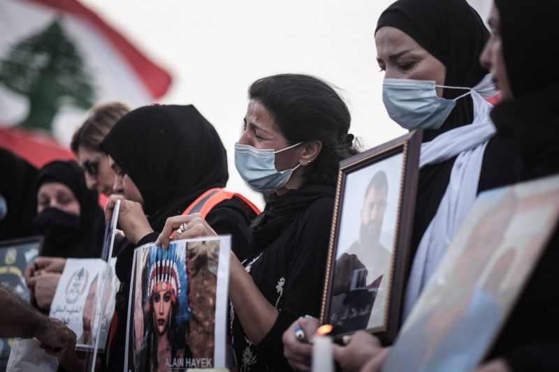 Nine months on, families of the victims of the Beirut port explosion await justice