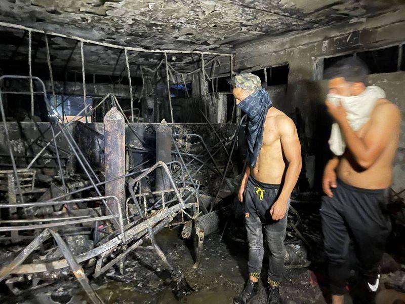 Le ministre de la Santé démissionne après l'incendie d'un hôpital