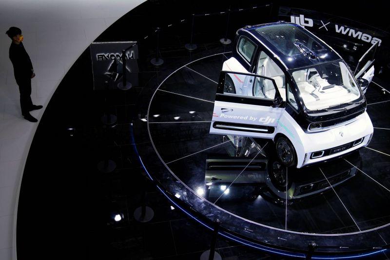 La ruée de la tech chinoise sur la voiture électrique stimule le secteur