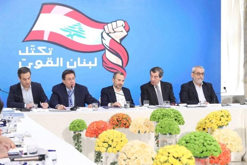 Que reste-t-il du bloc du Liban fort ?